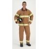 Fire Fighter With Helmet Adult